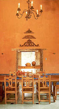 Spanish Colonial Furniture, Spanish Colonial Tables, Mexican Antiques,  Antique Style Doors